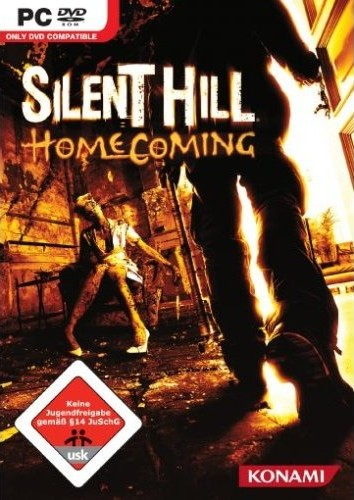 Silent Hill: Homecoming Packshot