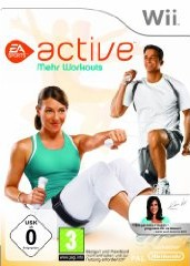 EA Sports Active: Mehr Workouts Packshot