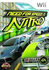 Need for Speed: Nitro Packshot