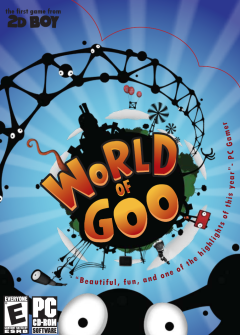 World of Goo (US) Packshot